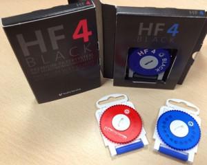 HF4 Black und HF3