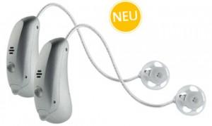 Audio Service Rixx G2  Kleinsthörgerät mit Ex-Hörersystem