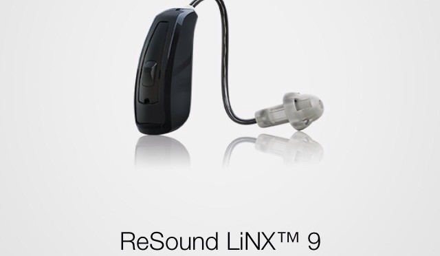 GN ReSound LiNX Hörgeräte made for IPhone
