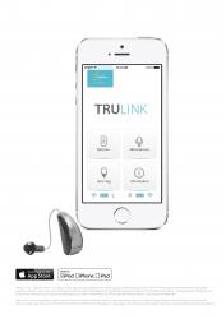 Bild von Starkey zur TruLink App und dem neuen Halo Hörsystem