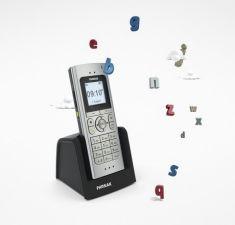 Telefonieren zuhause und in kleinen Büros - Kann auch von den übrige Familienmitgliedern wie ein herkömmliches Telefon verwendet werden