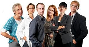 Das SIEG Team