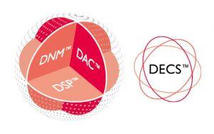 DECS Logo von Bernafon