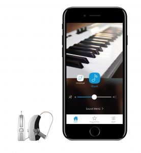 Hörgerät und iPhone