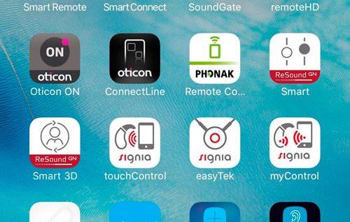 16 App Bilder von Hörgeräte Apps