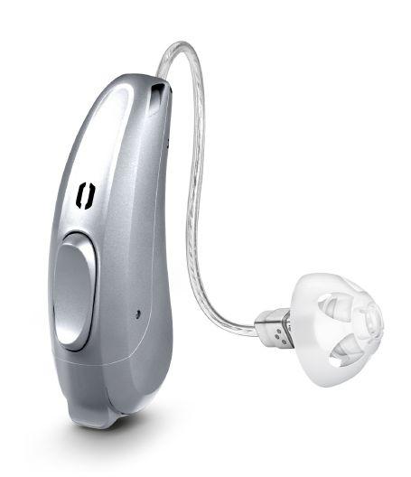 Kleines zuzahlungsfreies Ex-Hörer Hörgerät